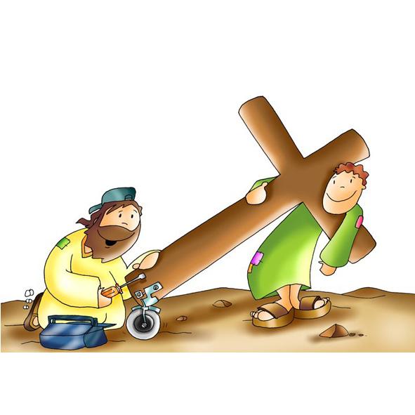 Do neba môžeš ísť len s krížom