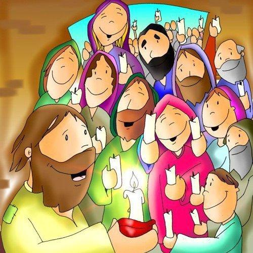Miluj druhých a staň sa svetlom pre svet
